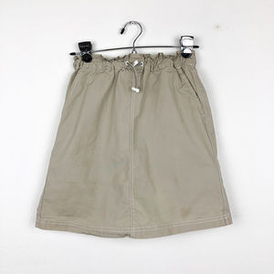a new day Skirts - A New Day Tan Draw String Skirt